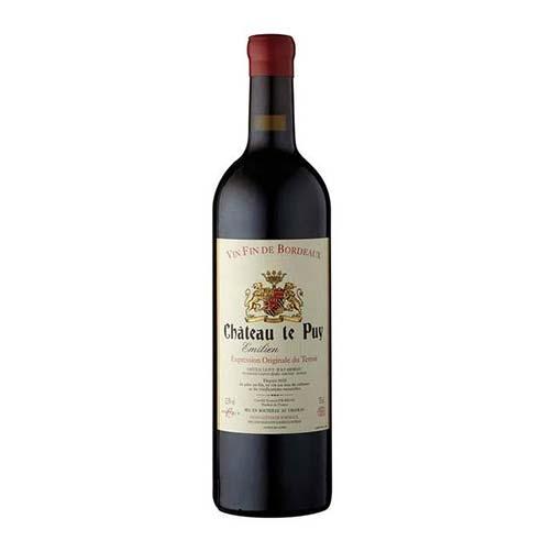 """Bordeaux Côtes de Francs """"Emilien"""" 2013 Magnum"""