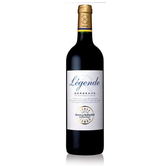 """Bordeaux Rouge """"Légende R"""""""