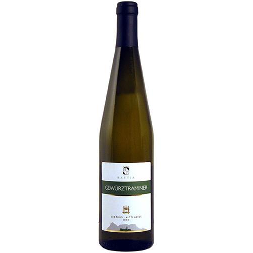"""Alto Adige Traminer Aromatico DOC 2015 """"Raetia"""""""