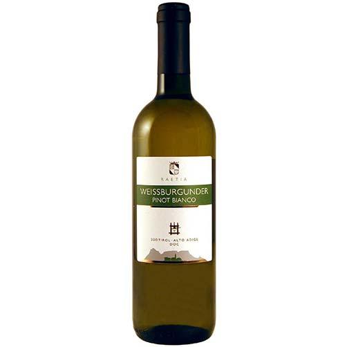 "Alto Adige Pinot Bianco DOC 2015 ""Raetia"""