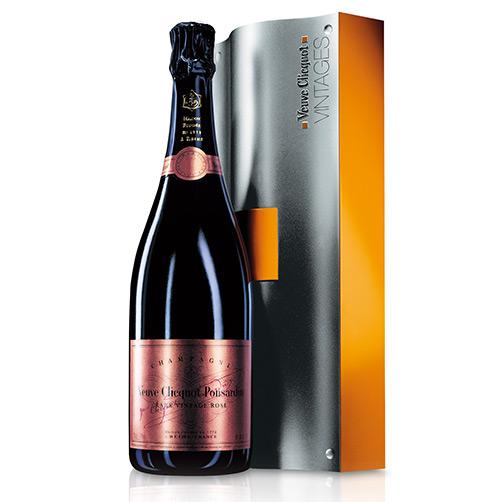 "Champagne Brut Rosé ""Rare Vintage"""