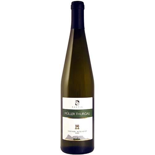 """Alto Adige Müller Thurgau DOC 2015 """"Raetia"""""""