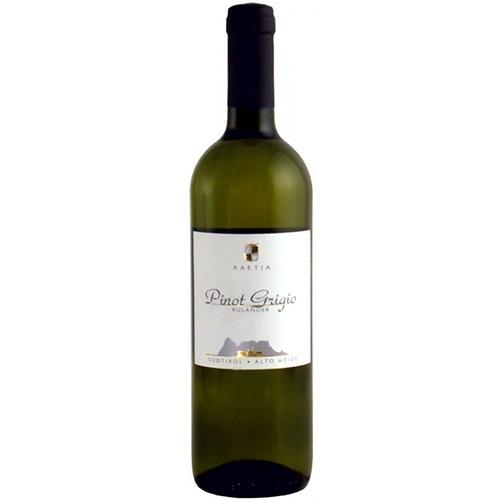 """Alto Adige Pinot Grigio DOC 2015 """"Raetia"""""""