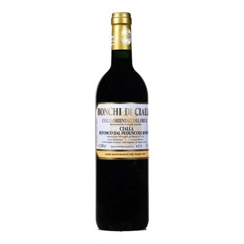"""Colli Orientali del Friuli Sottozona Cialla """"Refosco dal Peduncolo Rosso di Cialla"""" DOC 2002 Jéroboam"""