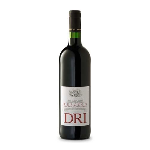 Colli Orientali del Friuli Refosco dal peduncolo rosso DOC