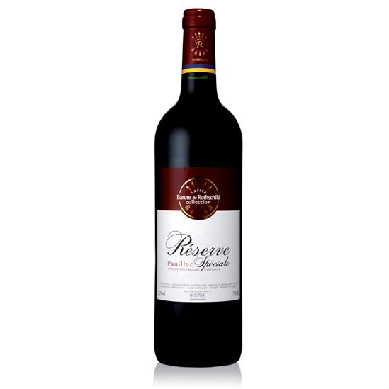"""Pauillac Rouge """"Réserve Spéciale"""""""