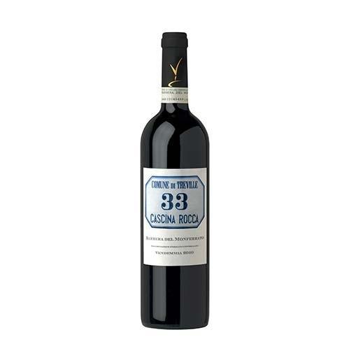 """Barbera del Monferrato Superiore DOC """"Cascina Rocca 33"""""""