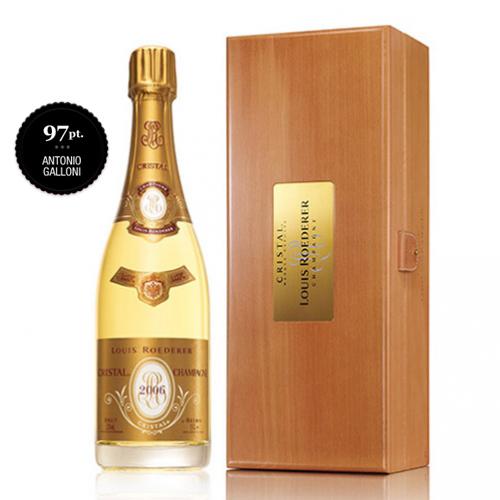 Champagne Cristal 2006 Magnum