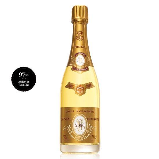 Champagne Cristal 2007 Magnum