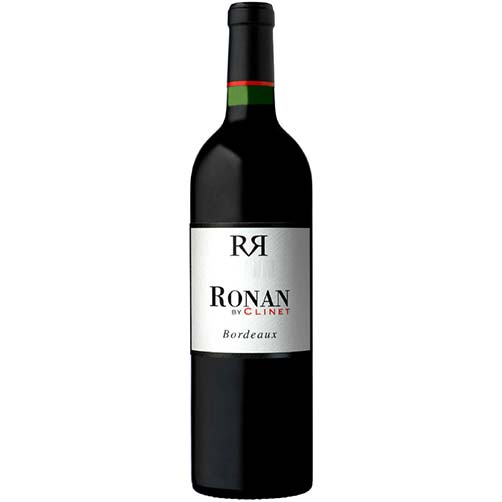 "Bordeaux Rouge ""Ronan by Clinet"""