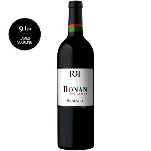"Bordeaux Rouge ""Ronan by Clinet"" 2010 Jéroboam"