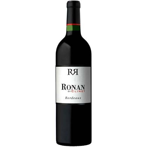 "Bordeaux Rouge ""Ronan by Clinet"""
