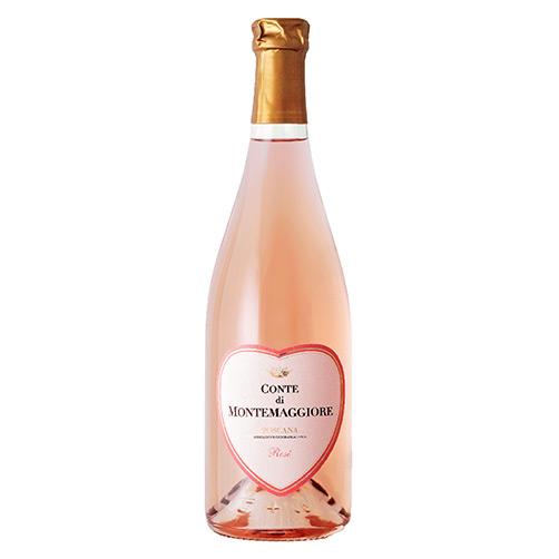 """Toscana Rosato IGT """"Conte di Montemaggiore Rosé"""""""