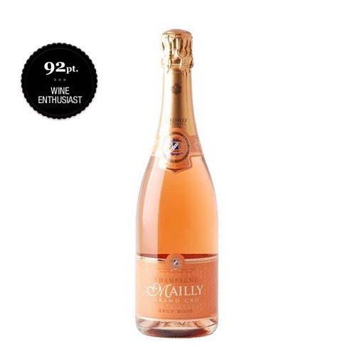 Champagne Brut Rosé Grand Cru Magnum