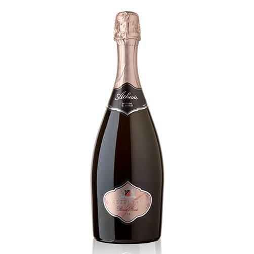 "Alto Adige Spumante Brut Rosé Metodo Classico DOC ""Athesis"""