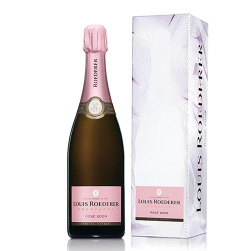 Champagne Brut Rosé Millésimé