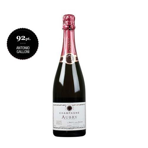 Champagne 1er Cru Brut Rosé