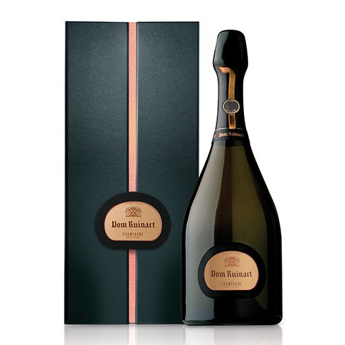 Champagne Brut Dom Ruinart Rosé 1996 Magnum