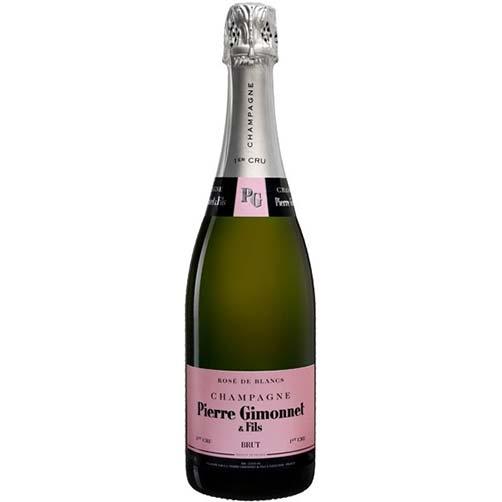 """Champagne Brut """"Rosé de Blancs"""""""