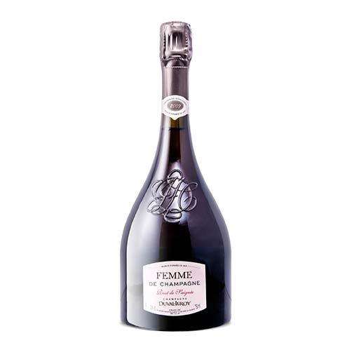 Femme de Champagne Rosé de Saignée