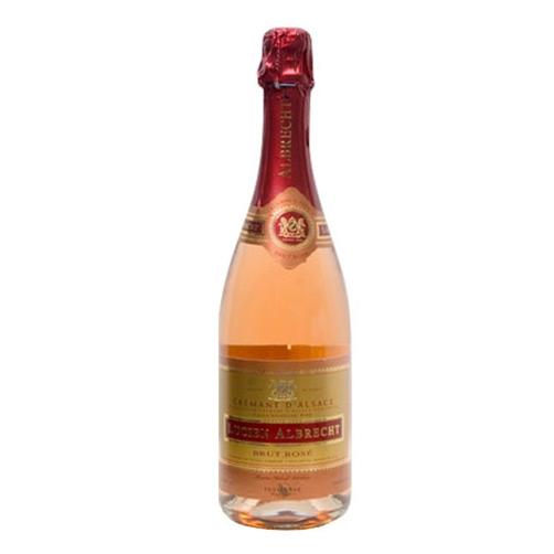 Crémant dAlsace Brut Rosé Réserve