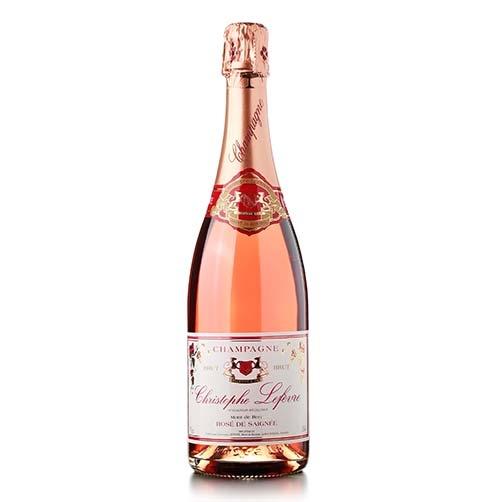 """Champagne Brut Rosé """"Rosé de Saignée"""""""