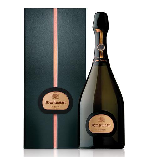 Champagne Brut Dom Ruinart Rosé 1998 Magnum