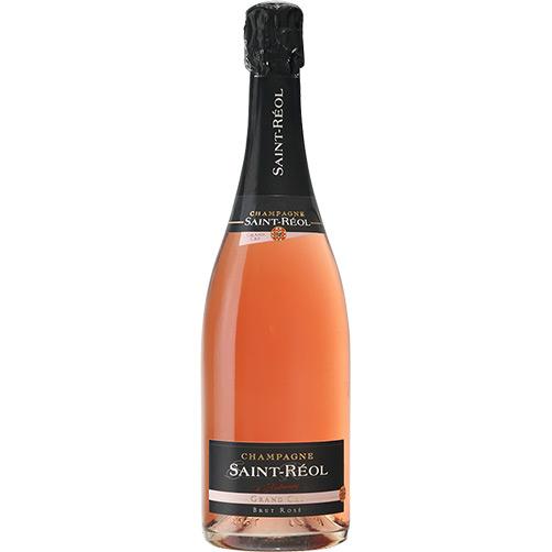 Champagne Brut Rosé Grand Cru -Saint Réol