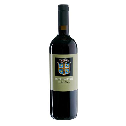 "Toscana Sangiovese IGT ""Rosso dei Barbi"""