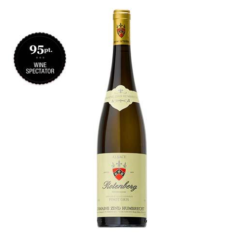 Alsace Pinot Gris Rotenberg Vendange Tardive