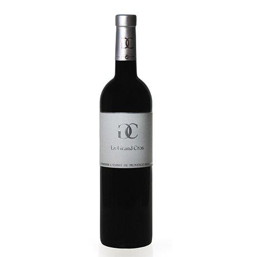 """Côtes de Provence Rouge """"Lesprit de Provence"""