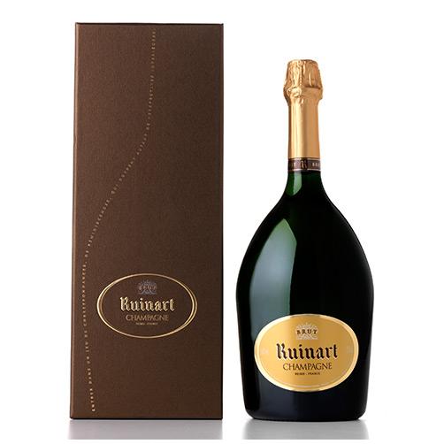 """Champagne Brut """"R de Ruinart"""" Magnum"""