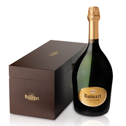 "Champagne Brut ""R de Ruinart"" Jéroboam"