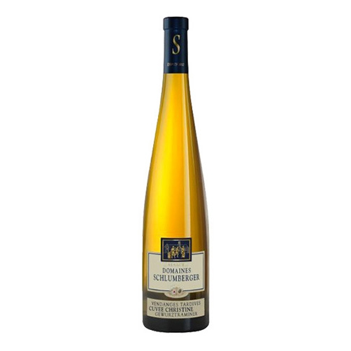 Alsace Vendanges Tardives Gewürtztraminer