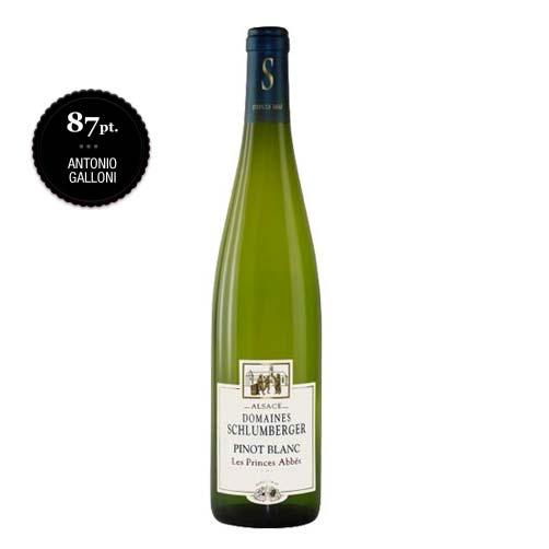 """Alsace Pinot Blanc """"Les Princes Abbés"""""""