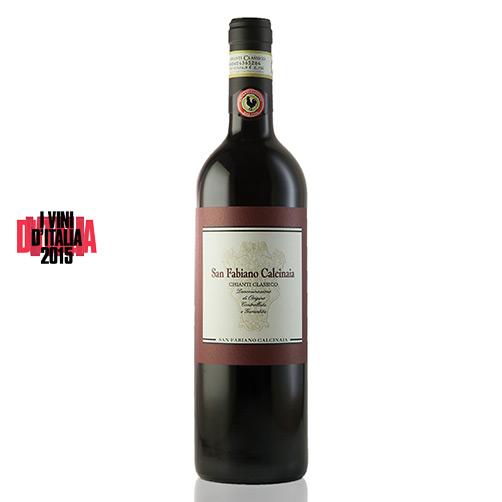 "Chianti Classico DOCG ""San Fabiano Calcinaia"""