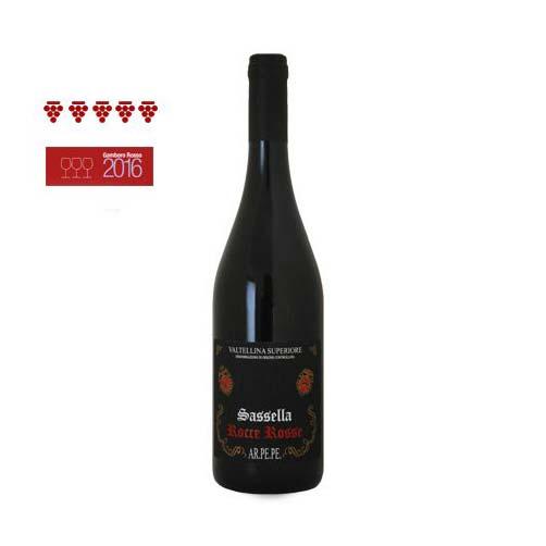 "Valtellina Superiore Sassella DOCG ""Rocce Rosse"""