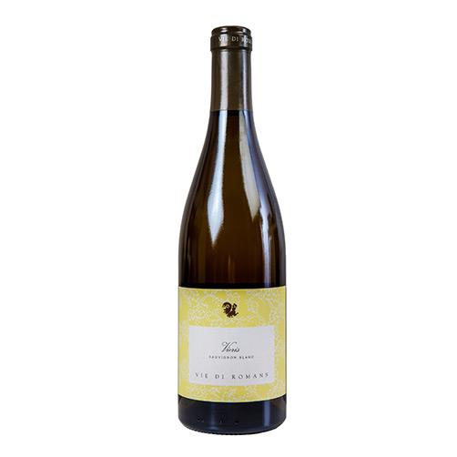 """Friuli Isonzo Sauvignon Blanc """"Vieris"""" 2015 – Vie di Romans (0.375l)"""