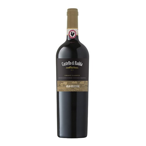 """Chianti Classico Gran Selezione DOCG """"Castello di Radda"""" 2012 Magnum"""