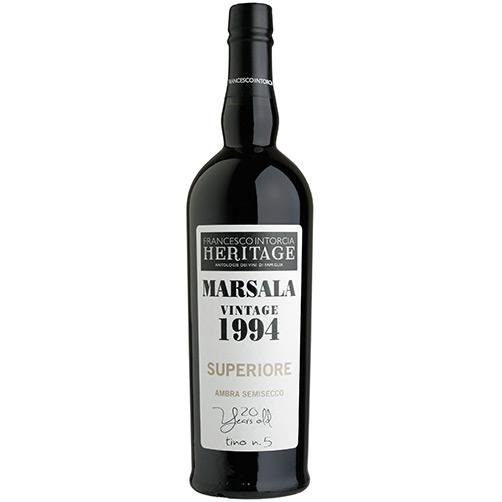 """Marsala Superiore Ambra Semisecco DOC """"Vintage"""""""