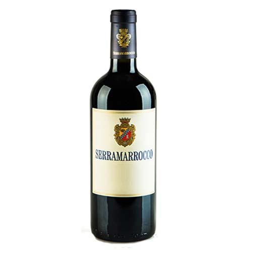 "Terre Siciliane Rosso IGT ""Serramarrocco"""