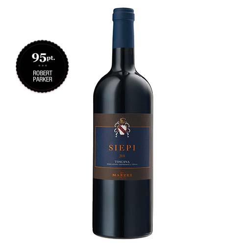 """Toscana Rosso IGT """"Siepi"""" 2013 Magnum"""