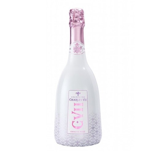 """Champagne """"Smooth Rosé Charles VII"""""""