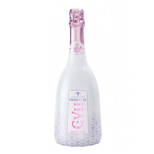 "Champagne ""Smooth Rosé Charles VII"" Magnum"