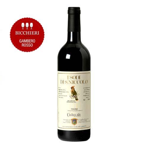 """Toscana Rosso IGT """"I Sodi di San Niccolò"""""""