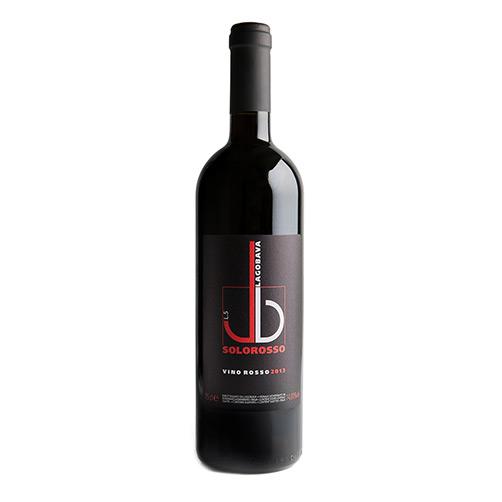 """Vino Rosso """"Solorosso"""""""