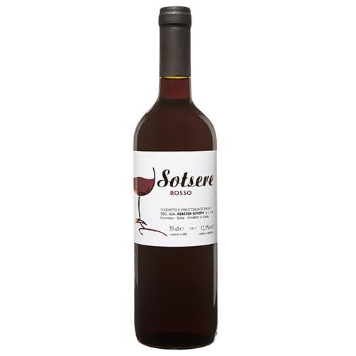 """Vino Rosso """"Sotsere"""" Magnum"""