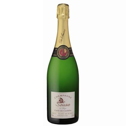 Champagne Grand Cru BrutBlanc de Blancs
