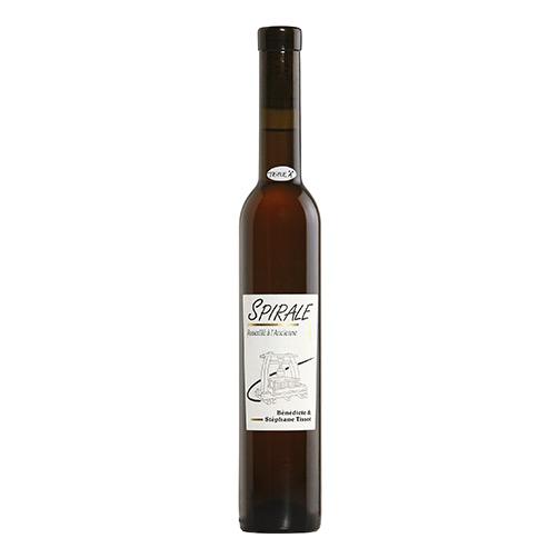 """Vin de France Blanc Passerillé à lAncienne """"Spirale"""""""