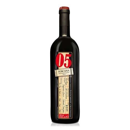 """Toscana Rosso IGT """"05"""""""